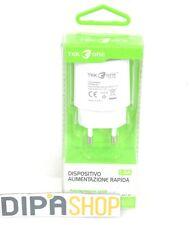 Adattatore Alimentatore Da Rete TeKone J9 Caricabatteria Usb 1.5A Bianco hsb