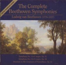 The Complete Beethoven Symphonies by Ludwig van Beethoven CD