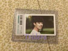 BTS 2nd Muster Goods JungKook Photo Ticket Bangtan Boys KPOP Official