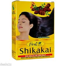 BUY 5 GET 1 FREE 100g Hesh Shikakai Powder  ACACIA CONCINNA GROWTH HAIR LOSS