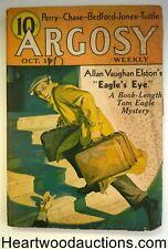 Argosy Oct 19 1935 H. Bedford Jones
