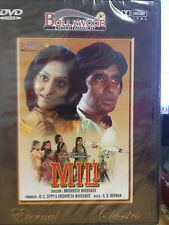 Mili, DVD, Bollywood Film, Hindu Language, English Subtitles, New