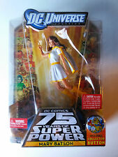 DC Universe Mary Batson White 75 Years NEW FREE SHIP US