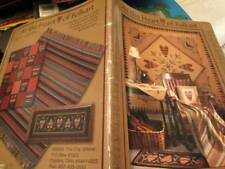 At The Heart Of Folkart Craft Book-Miller-Quilting/Rug Hooking/Cross Stitch/Croc