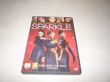 SPARKLE : (DVD,2012) JORDIN SPARKS , WHITNEY HOUSTON , DEREK LUKE, MIKE EPPS