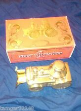 "AVON FIRST VOLUNTEER DECANTER ""FULL"" TAI WINDS COLOGNE IN ORIGINAL BOX"
