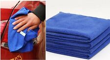3Pcs/Lot Square Microfiber Car Wipe Cloth Wash Cleaner Cleaning Face Hair Towel