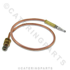TC101 THERMOCOUPLE FOR FRONT GAS BURNER / PILOT 320mm M8 THREAD 5mm DIAMETER