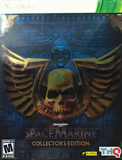 Warhammer 40,000: Space Marine -- Collector's Edition (Microsoft Xbox 360, 2011)