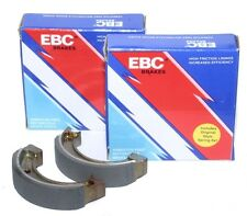 EBC Brake Shoes For Yamaha PW50 Piwee 50 Front & Rear (2 Pairs)