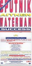 CD SINGLE Sigue Sigue Sputnik - Stock Aitken Waterman - PWL Success - 10-track