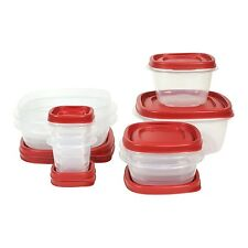 Rubbermaid Easy Find Lids 18 Piece Storage Container Set