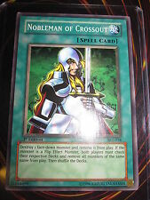YU-GI-OH! COM SETO KAÏBA EVOLUTION DECK SKE-038 NOBLEMAN OF CROSSOUT MINT NEUF