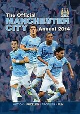 Official Manchester City FC Annual 2014 (Annuals 2014),VERYGOOD Book