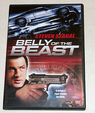 Belly of the Beast (DVD, 2003) Steven Seagal