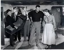 RARE STILL  JOHN WAYNE FROM THE QUIET MAN WITH MAUREEN O'HARA WITH CRIB