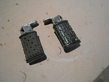 YAMAHA XVZ12 XVZ 1200 VENTURE 1983 rear foot pegs rests back passengers