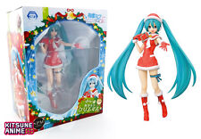 Hatsune Miku Project Diva F 2nd Christmas Figure Sega SPM Vocaloid *US Seller*