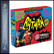 BATMAN - COMPLETE TV SERIES - LIMITED EDITION **BRAND NEW BLU-RAY REGION FREE***