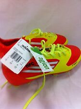 Addidas F50 Soccer Football Boots Leather Professional New