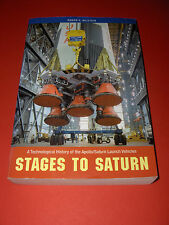 2003 BUCH STAGES TO SATURN TECH HISTORY OF APOLLO SATURN LAUNCH VEHICLES W PICS