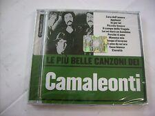 CAMALEONTI - LE PIU' BELLE CANZONI - CD SIGILLATO