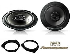Toyota Corrolla 00-06 Pioneer 17cm Front Door Speaker Upgrade Kit 240W