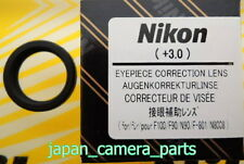 Nikon Diopter lens +3 for F100/F90/F801/N90/N8008,F3HP,F3T