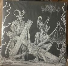 BLACK WITCHERY Desecration of the Holy Die Hard LP Blasphemy Sarcofago Beherit