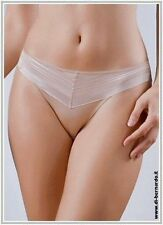 NEW CHANTELLE 3613 TG 38/36/1/XS SLIP INTIMO DONNA SEXY BEIGE/NUDE 3340441194362