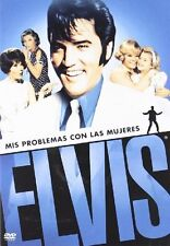 NEW! Elvis Presley The Trouble With Girls Region 2 DVD Widescreen/Remastered!