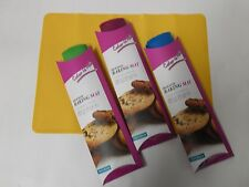 Flexible kitchen-  15x11 Silicone Non-stick Baking Mat Perfect for Cookies -1pc
