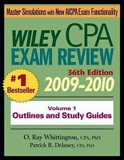 Wiley CPA Examination Review, Outlines and Study Guides (Wiley Cpa Exa-ExLibrary