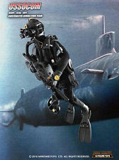 Mini Times USSOCOM US Navy Seal UDT underwater Demolition Team Clooney MIB