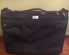 Samsonite Mercedes Benz Garment Bag - Gray - Expandable