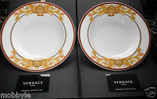 Rosenthal Versace Asian Dream 2 x Suppenteller 22 cm Neu & Ovp 1.Wahl