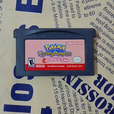 Used Pokemon Mystery Dungeon Red rescue team demo NFR game Cartridge nintendo