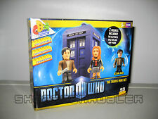 Doctor Who - Character Building TARDIS Mini Set