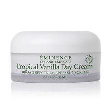 Eminence Tropical Vanilla Sun Cream SPF 32 - 2 oz / 60 ML - NEW & Fresh