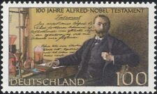 Germany 1995 Alfred Nobel/Prize Fund/Science/Physics/Peace/People 1v (n45419)