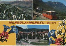Alte Postkarte - Mendola - Mendel