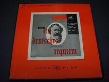 Brahms-Ein Deutsches Requien,OP 45 Complete,Robert Shaw,LM-6004,Eleanor Steber
