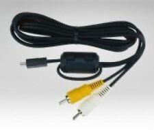 AV Video Cable for FujiFilm F70EXR F70 F75EXR F75 Z80