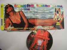 BATIDA DE COCO E-O-Tchan – 1998 Dutch CD Maxi-Single – Latin, House – RARE!