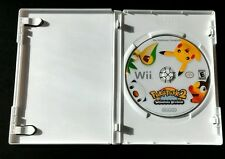PokePark 2: Wonders Beyond (Nintendo Wii, 2012) Pokemon Pikachu DISC ONLY Tested