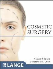 LANGE Clinical Medicine: Cosmetic Surgery by Robert Grant and Constance M....
