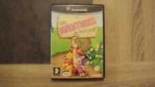 Jeu Nintendo Gamecube - Les aventures de porcinet - complet