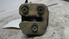 FORD FAIRMONT XF GHIA DOOR LOCK ASSEMBLY LR