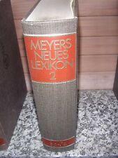 Meyers Neues Lexikon, Band 2: Bp-Fd