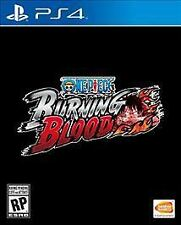 One Piece: Burning Blood (Sony PlayStation 4, PS4) - BRAND NEW